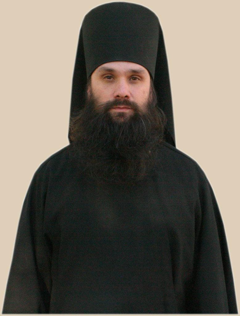 Иеродиакон Никон Лужбин