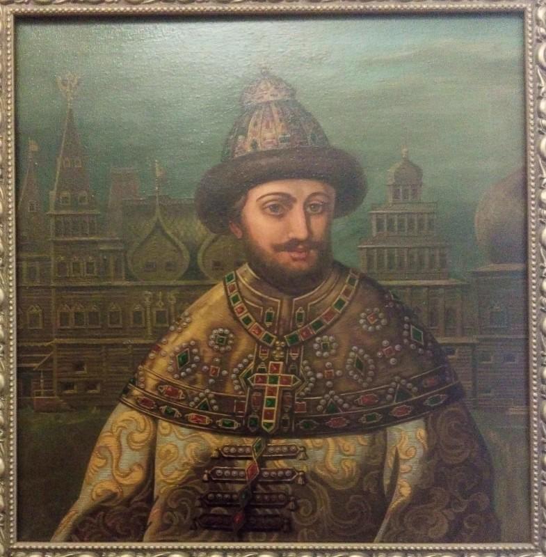 Лукианова пустынь, царь Феодор Алексеевич