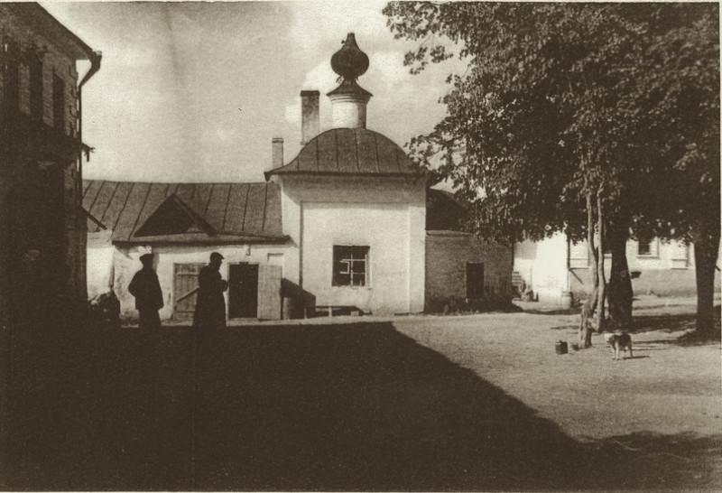 Храм св. вмц. Екатерины, 20-е годы