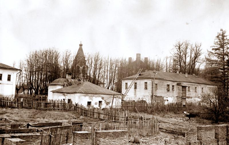 Храм св. вмц. Екатерины с больничной палатой, 1966 г.