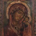 Казанская икона Божией Матери Лукиановой пустыни