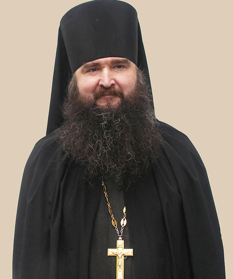 Священник Лукиановой пустыни