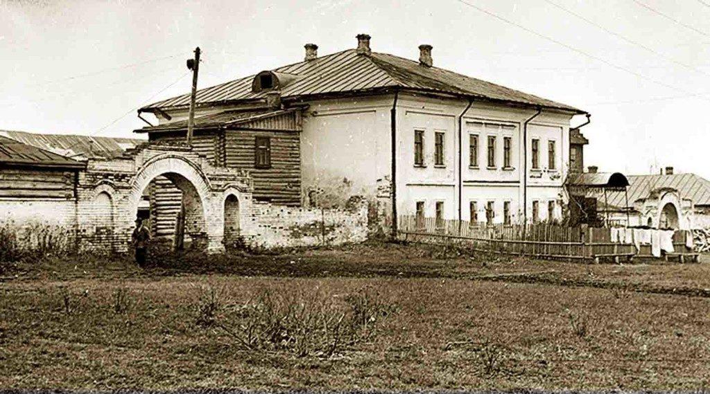 Архипастырская гостиница, 19 век.