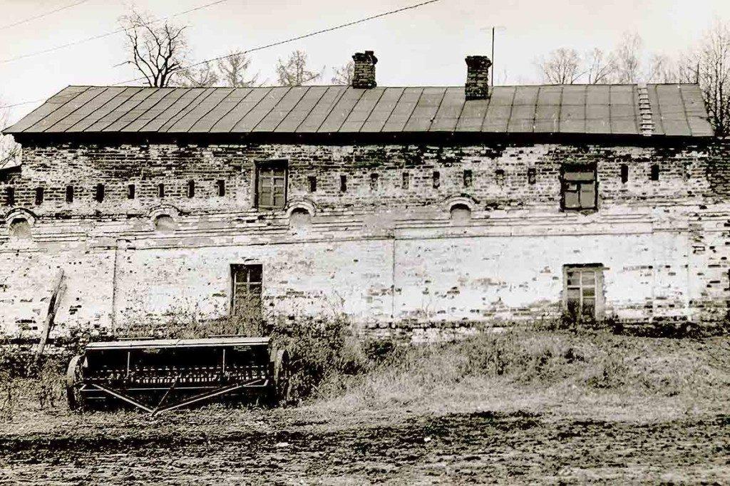 Странноприимный дом, 1966 г.